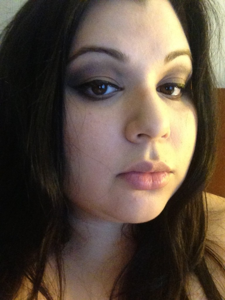 SF smoky eye