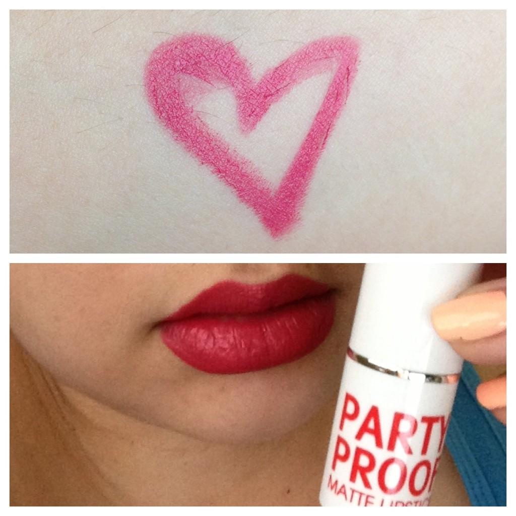 Birchbox 7:13 lipstick