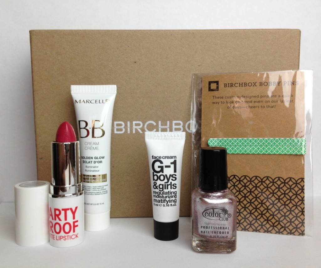 Birchbox July 2013