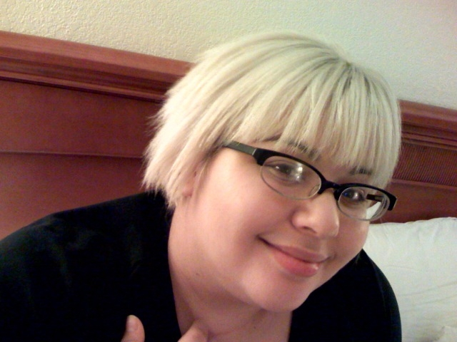 blond sarah