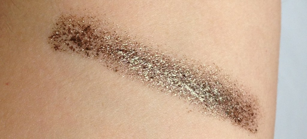 stila magnificent foils swatch