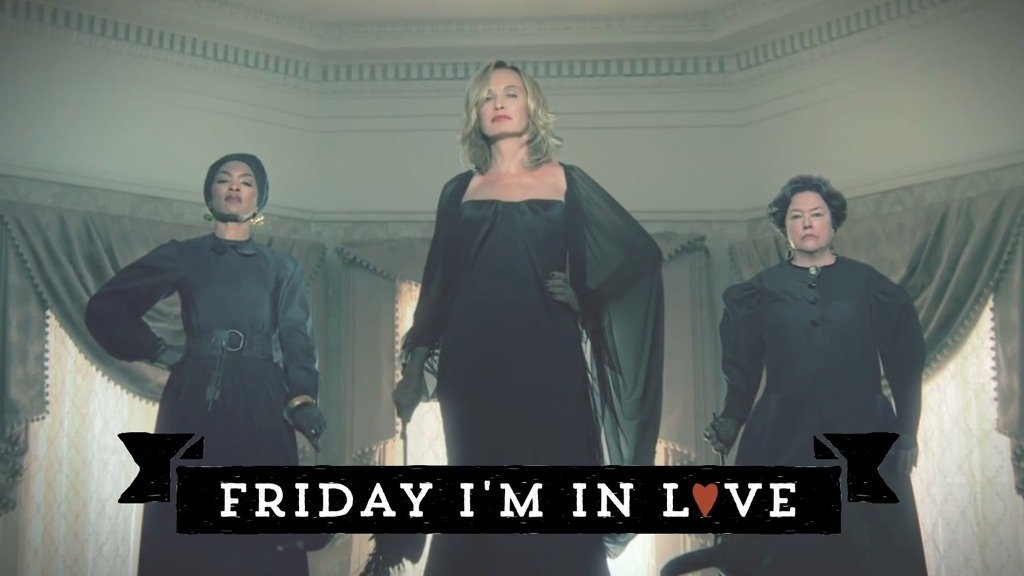 ahs friday im in love
