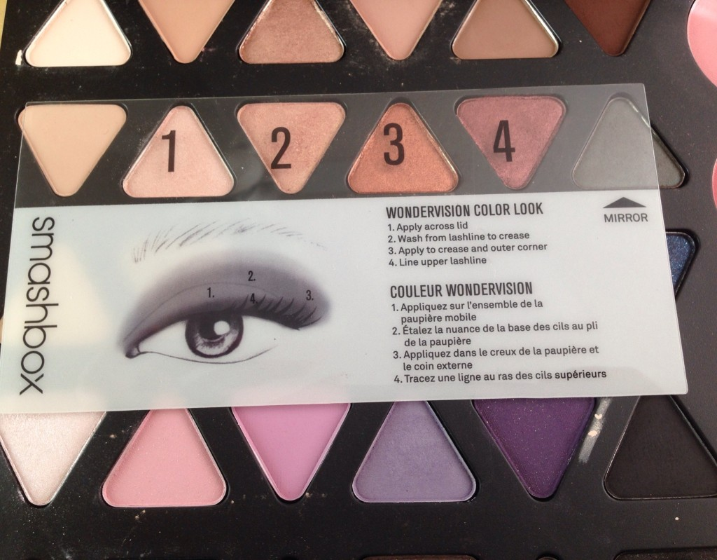 smashbox wonder vision card