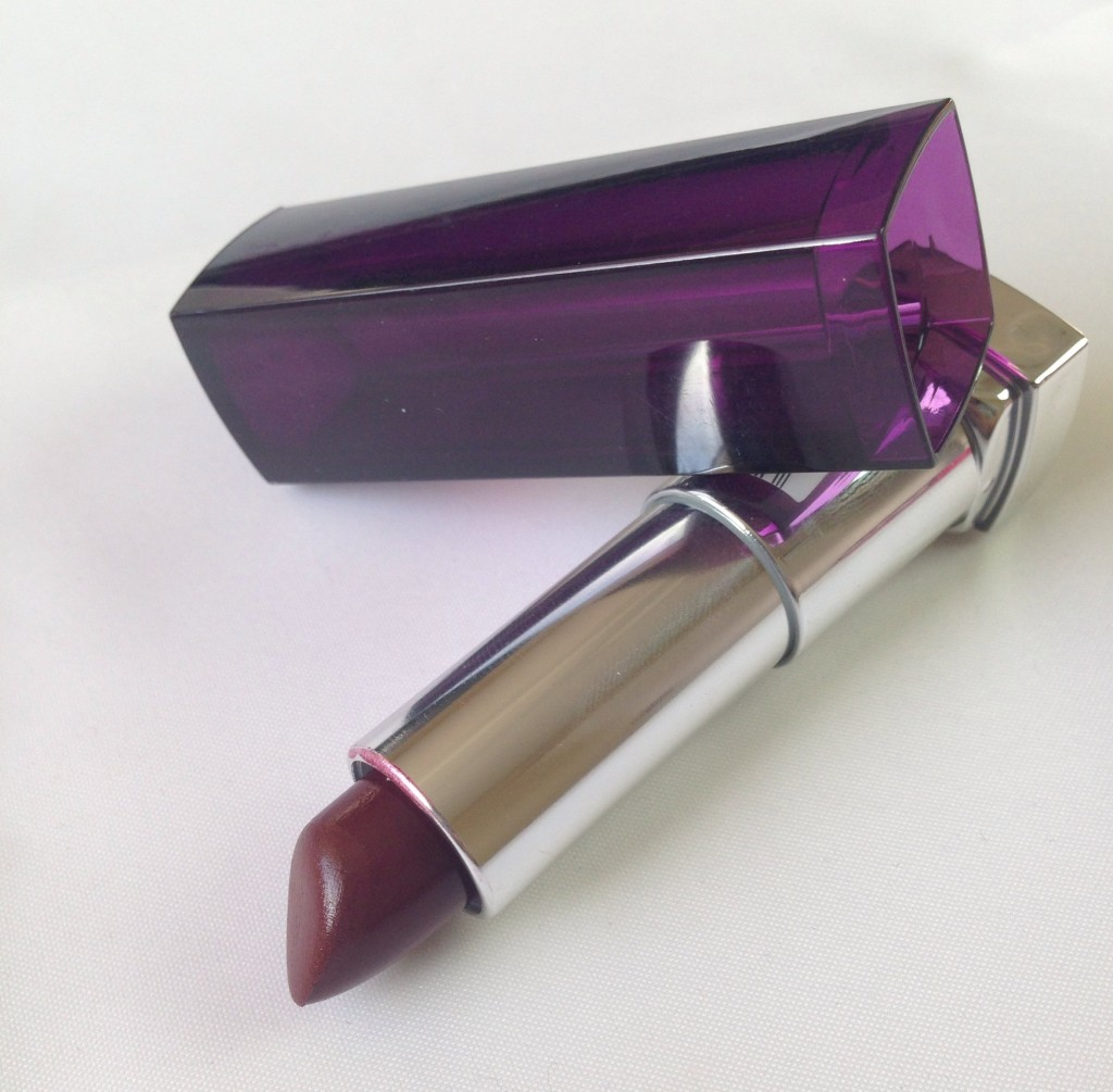 maybelline deepest cherry