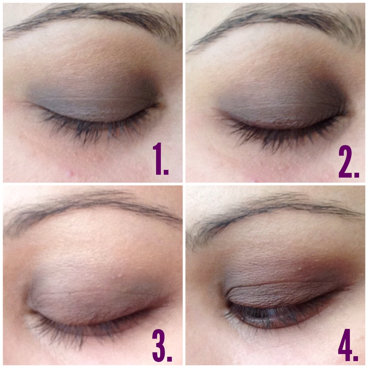color tattoo look steps