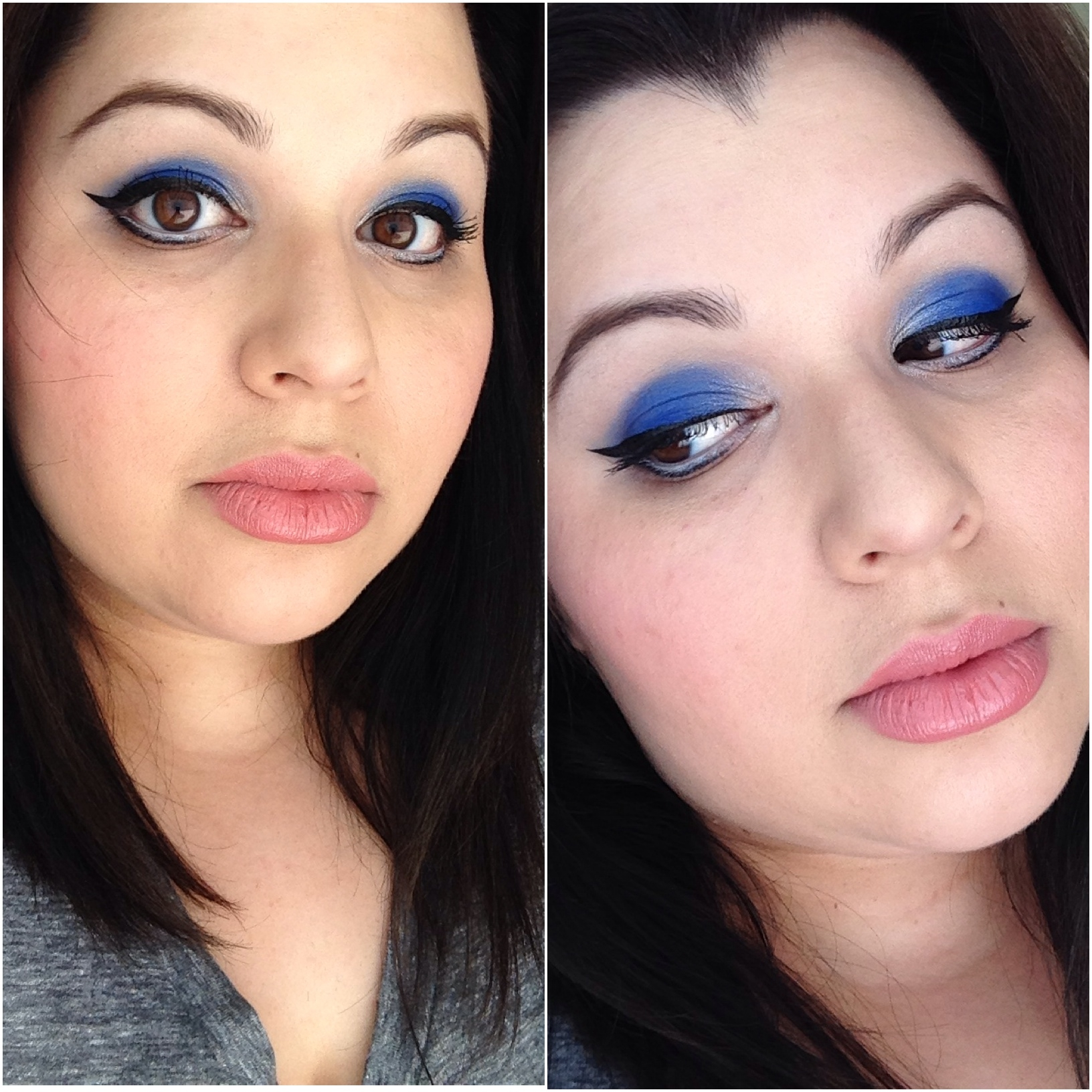 electric palette look 1
