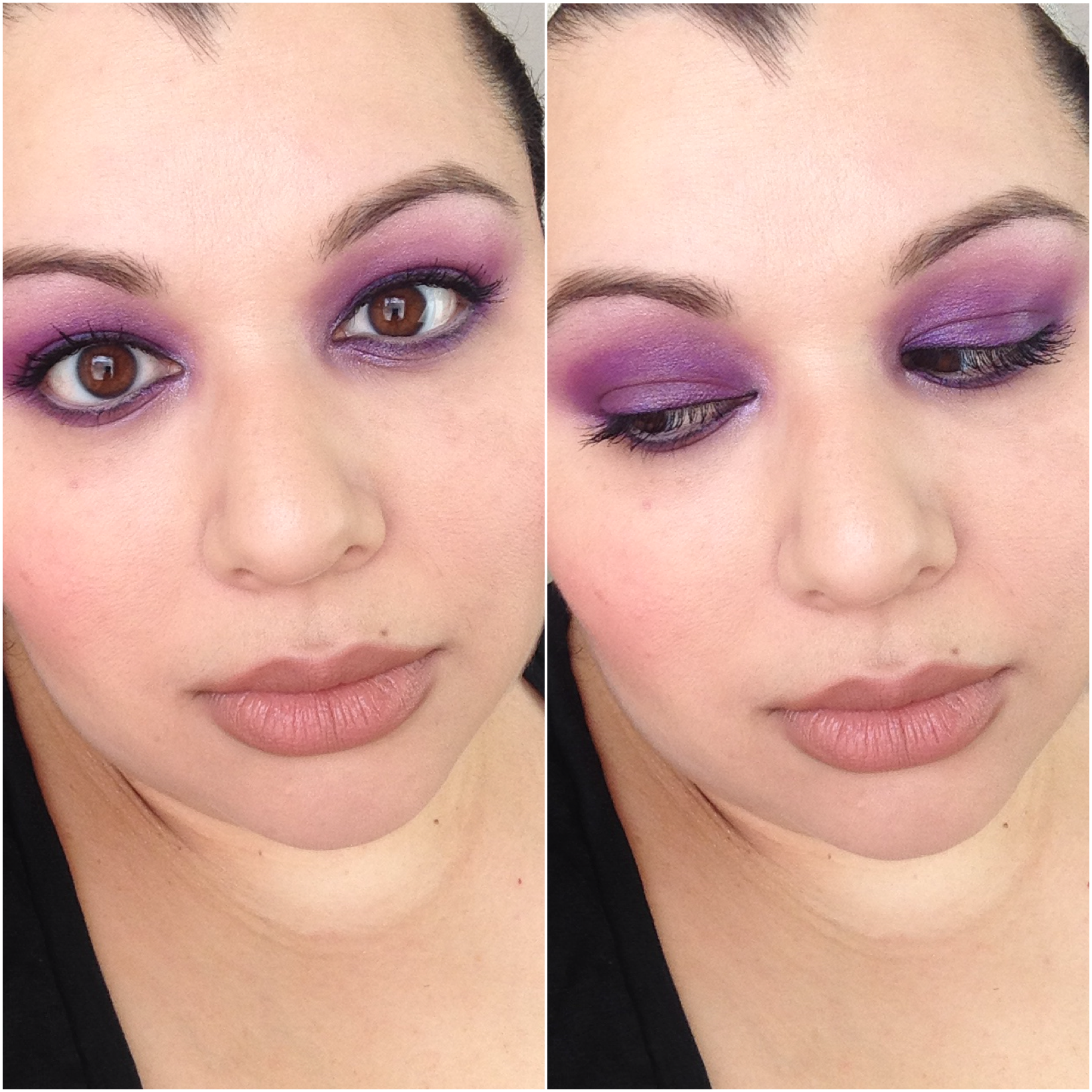 electric palette look 3