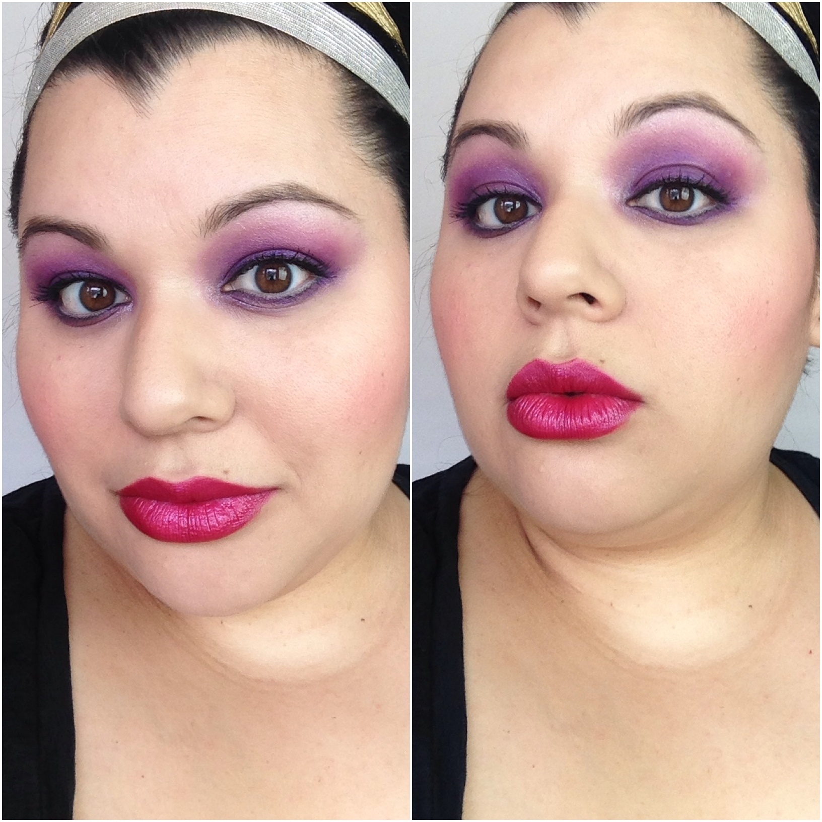 electric palette look 4