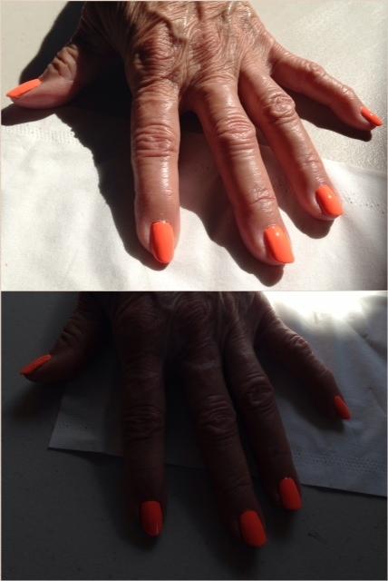 nana hands