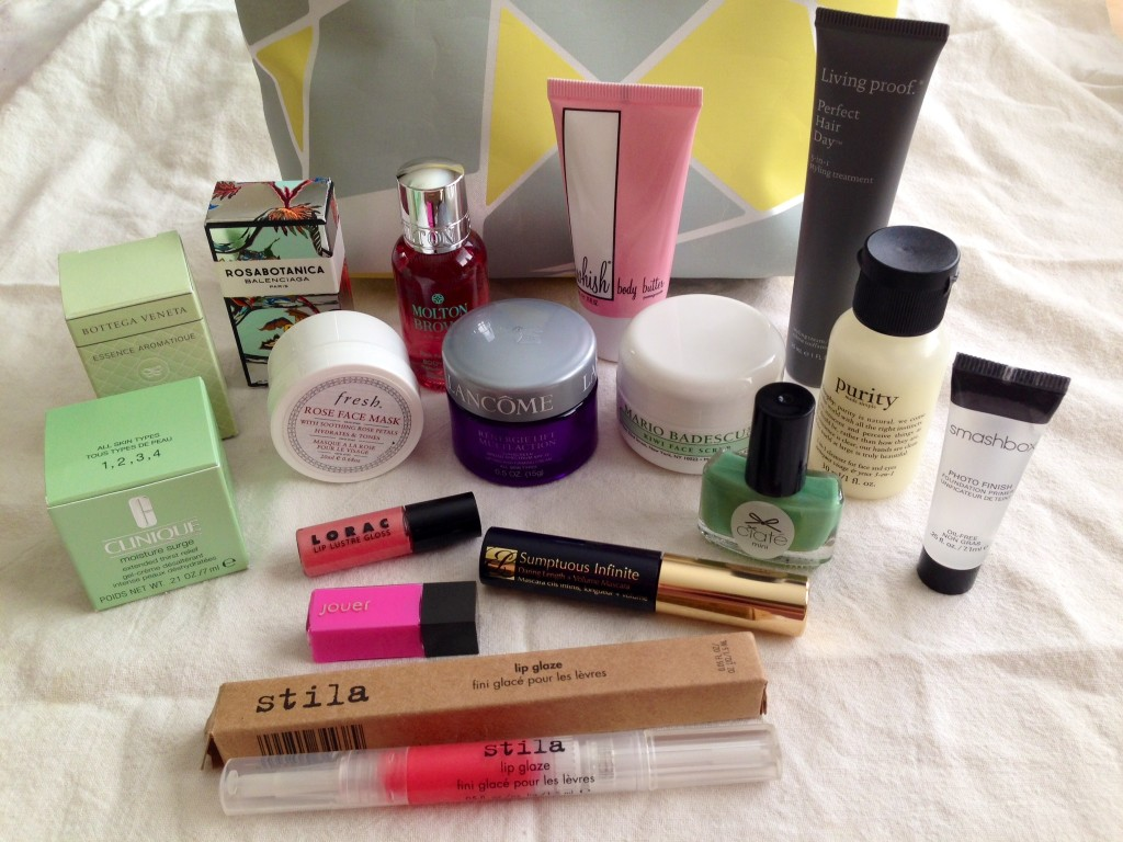 haute look products
