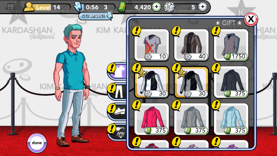 kimmie game